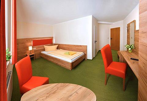 Hotel Garni, ERBSCHÄNKE| Hotel | Zimmer | Übernachtung | Glauchau ...